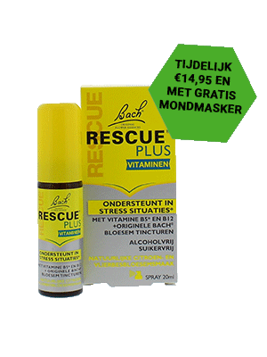 Bach RESCUE Plus - Ondersteunt in stress-situaties